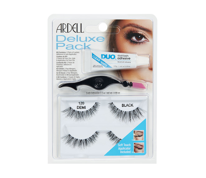 Ardell Deluxe Pack Lash 120 Black