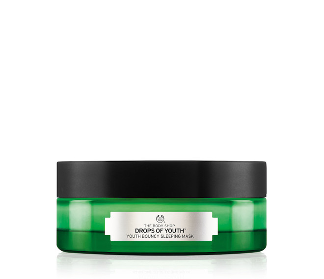 The Body Shop Drops Of Youth Sleep Mask