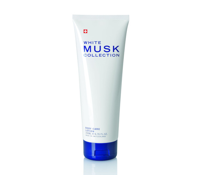 Musk Collection White Körperlotion