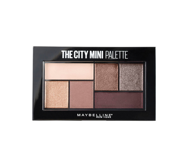 Maybelline City Mini Lidschatten Palette