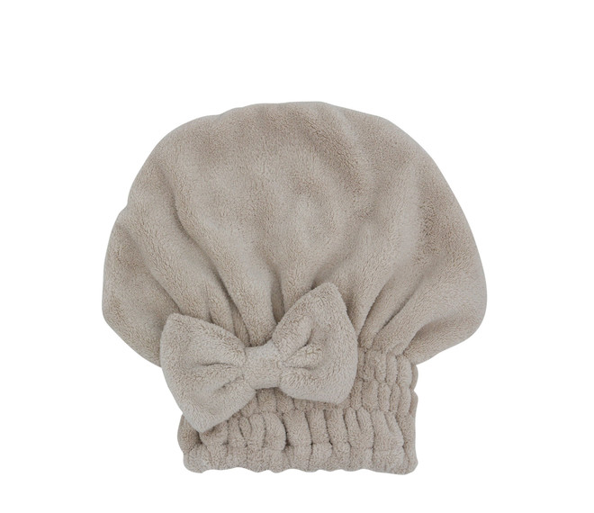 VANESSAbeauty SPA Plush Cap Coffee