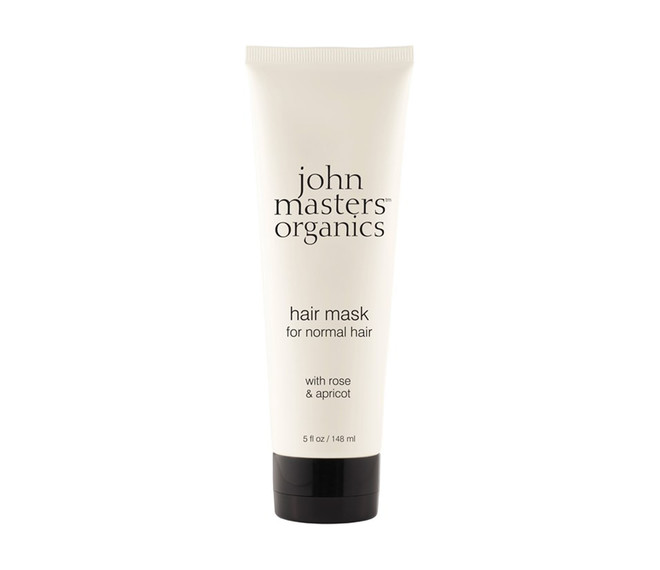 john masters organics rose & apricot Hair Mask for normal hair
