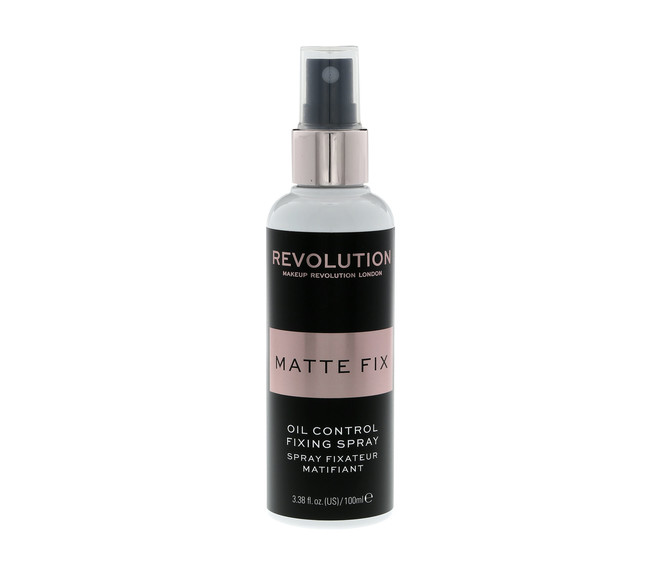 Makeup Revolution Matte Fix Oil Control Fixing Spray