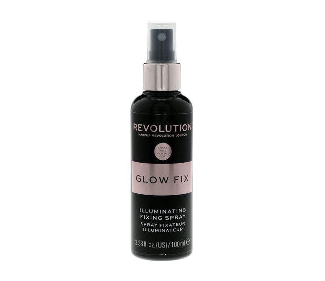 Makeup Revolution Glow Fix Illuminating Fixing Spray