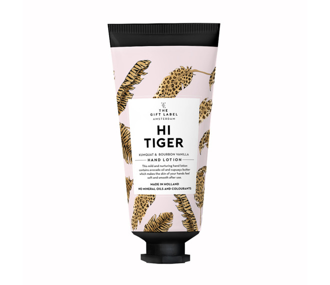 THE GIFT LABEL HI TIGER Hand Lotion