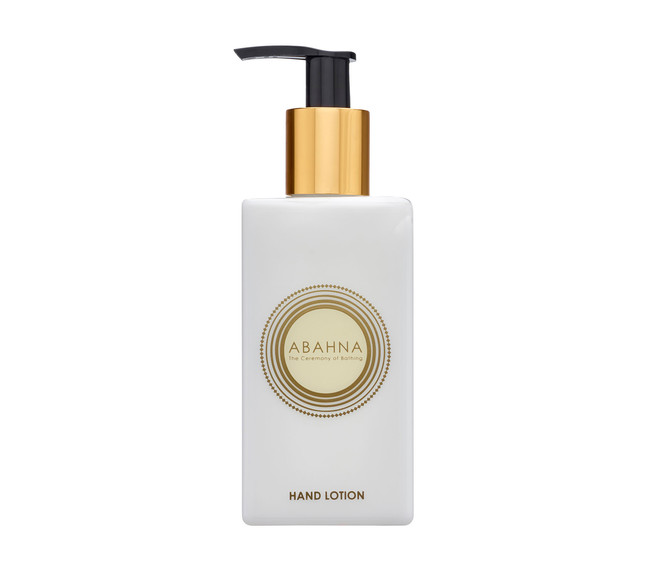 ABAHNA Mountain Flowers & Spring Water Hand Lotion