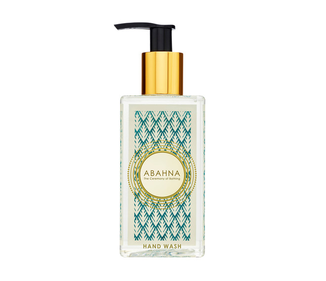 ABAHNA Mountain Flowers & Spring Water Hand Wash