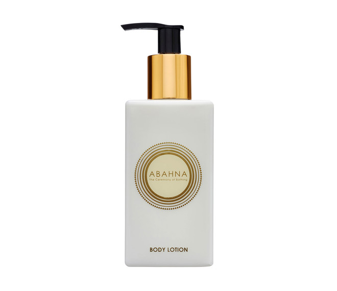 ABAHNA Frangipani & Orange Blossom Body Lotion