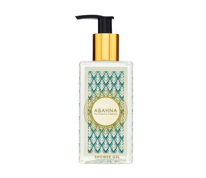 ABAHNA Mountain Flowers & Spring Water Shower Gel
