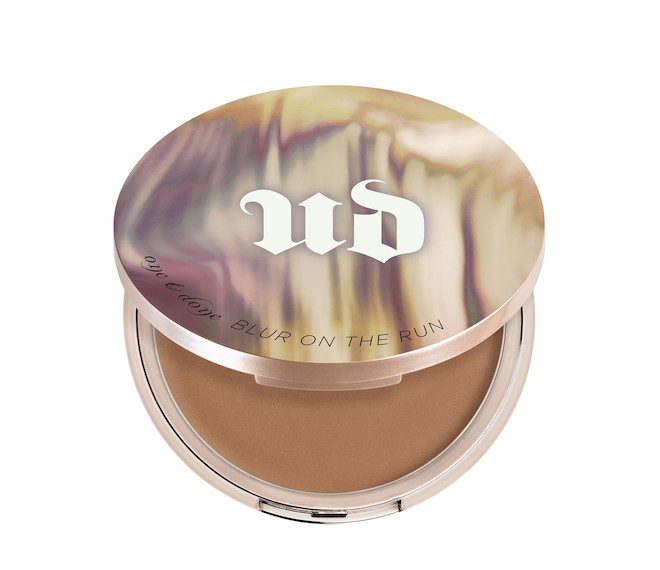 Urban Decay NAKED ONE & DONE ON THE RUN compact powder