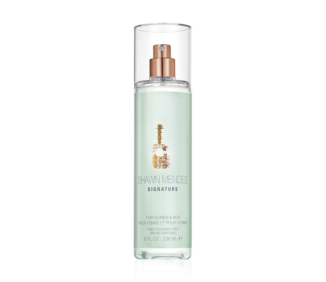 Shawn Mendes Signature Fragrance Mist