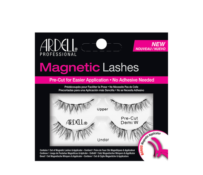 Ardell Magnetic Lashes Pre-Cut Demi W