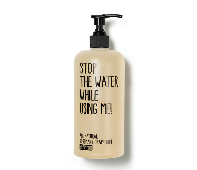 STOP THE WATER WHILE USING ME Rosemary Grapefruit Shampoo