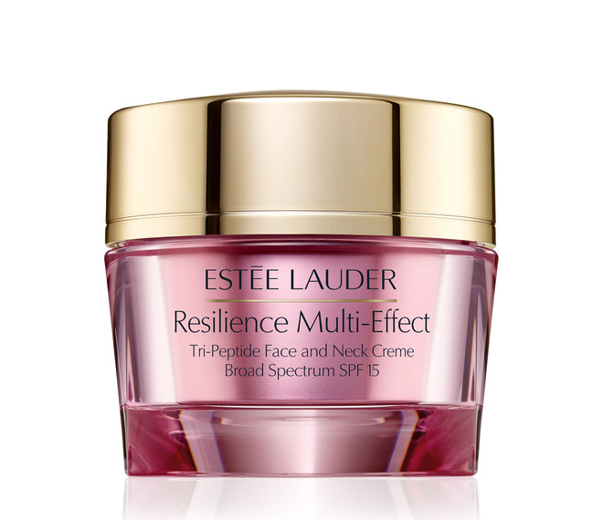 Estée Lauder Resilience Multi-Effect SPF15 Face and Neck Creme dry skin