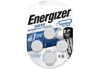 ENERGIZER CR 2032 Ultimate Lithium - Batteria a bottone